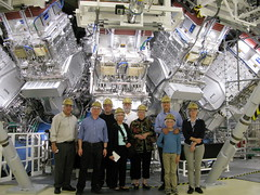lawrence energy tour nuclear national labs physics supernova fusion dod livermore seti edmoses reactor checkmate dannyhillis nif iter jilltarter llnl carbonneutral nationalignitionfacility