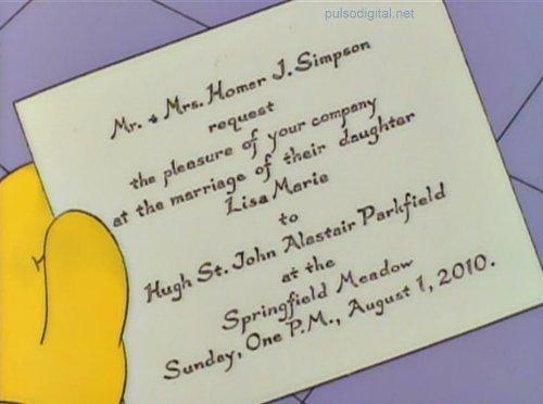 La boda de Liza