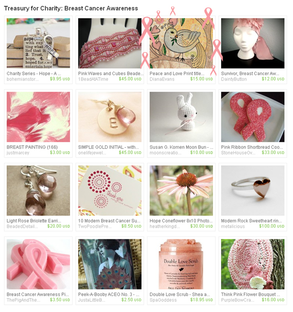 Breast Cancer Treasury