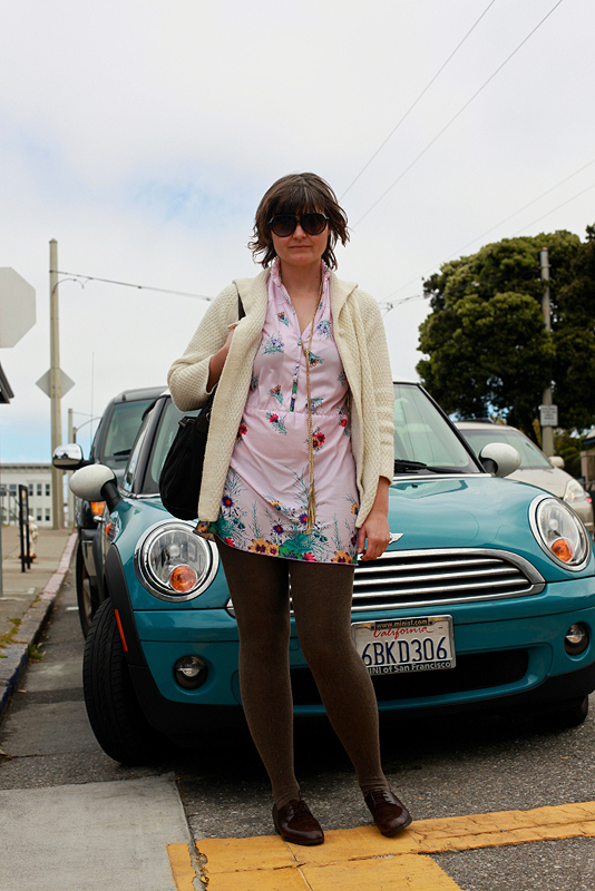 nicole, san francisco street fashion style