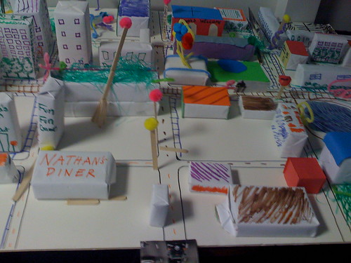 Student Town Project, Park and Planning