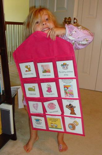 Anna's Chore Chart