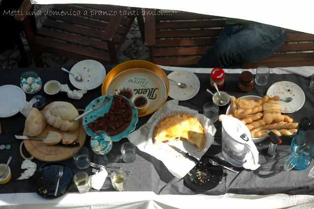 Domenica a pranzo fra amici
