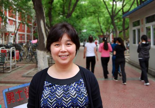 q47 - Chunlin at Beijing Normal University