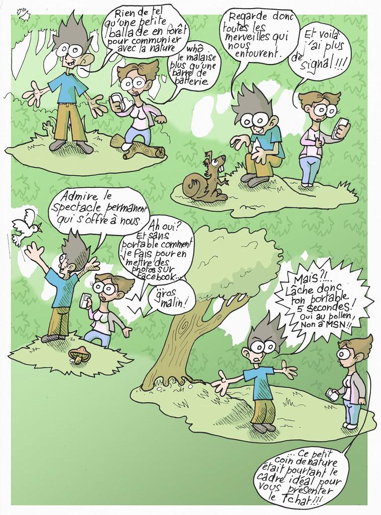 ballade en forêt