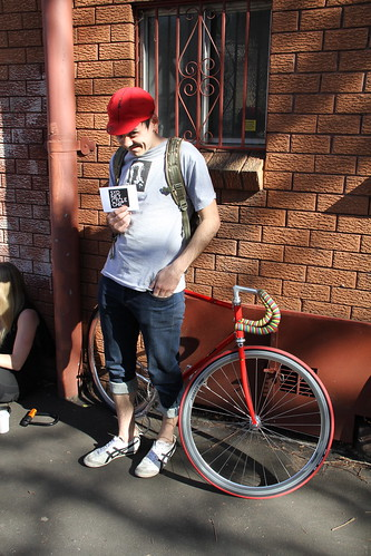 chris - fixie chic