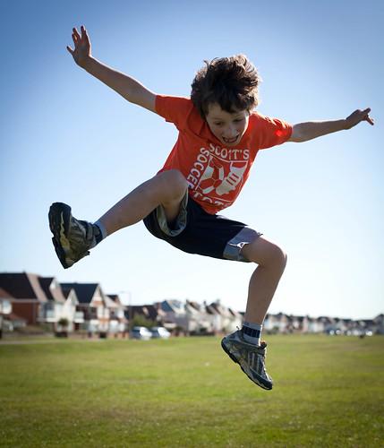 F Jump