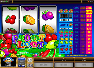 Froot Loot slot game online review