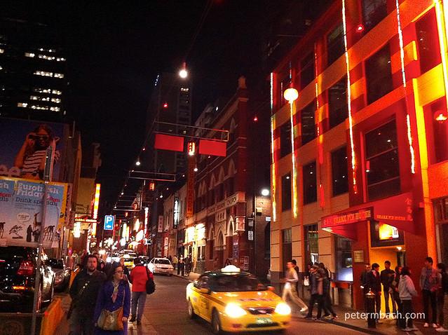 Chinatown, Melbourne CBD