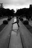 crossing... (...storrao...) Tags: boy blackandwhite bw playing portugal water gardens nikon crossing noiretblanc nb bn porto jardins serralves pretobranco rapaz d90 40h serralvesemfesta storrao sofiatorrão nikond90bw