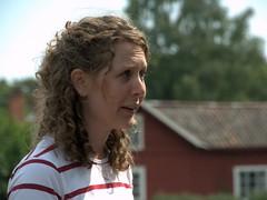 What? (transloid) Tags: summer woman lumix sweden stockholm sommer schweden panasonic g1 frau archipelago schären tourguide bootstour skärgarden kymmendö 14140mm