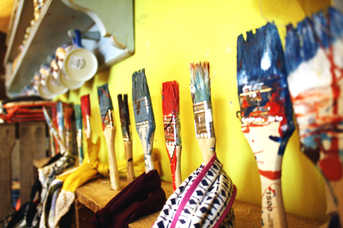 Anthro Paint Brushes
