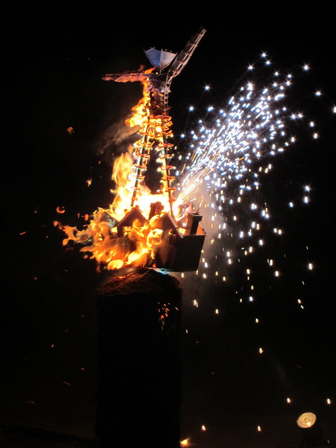 Balsa Man Burns