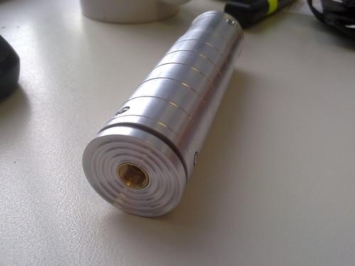 Aluminium Laser Pointer - Front
