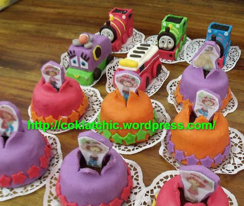 Minicake Thomas Finley Isabel Princess Allysia Jual