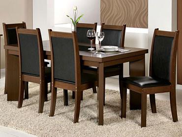 mesa para sala de jantar fotos