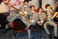 Beatles...Museu de Cera - NY! (_nmbb) Tags: museu beatles cera