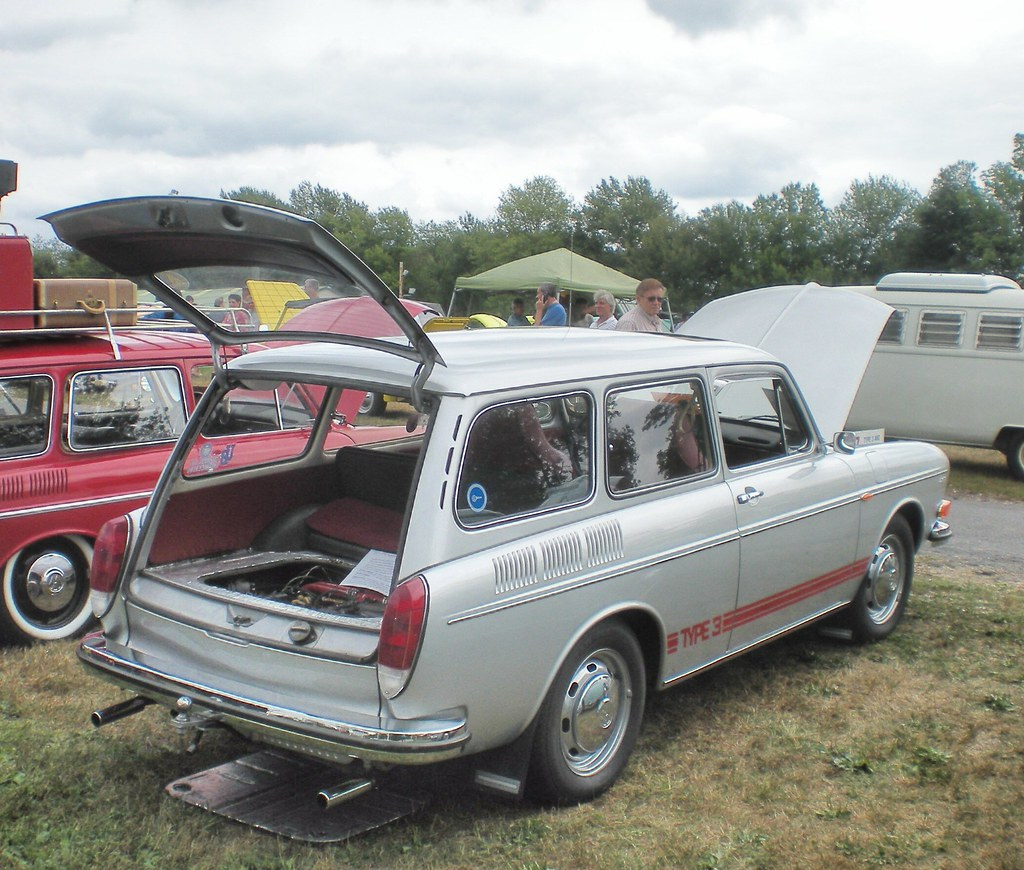 Vw 1600 Wagon: The World's Best Photos Of Stationwagon And Type3