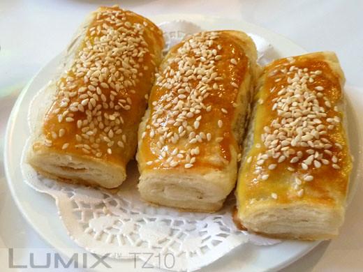 Gold Leaf - Char siu pastries