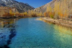 Mineral Water Stream (M Atif Saeed) Tags: pakistan nature water landscape crystal clear areas northern northernareas reflectiom phander atifsaeed gettyimagespakistanq1
