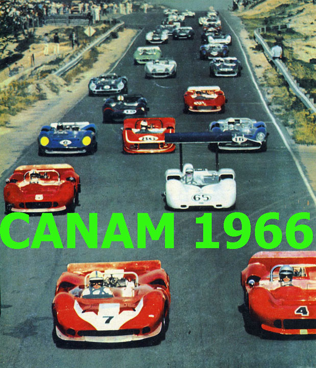 CANAM 1966_Players Quebec