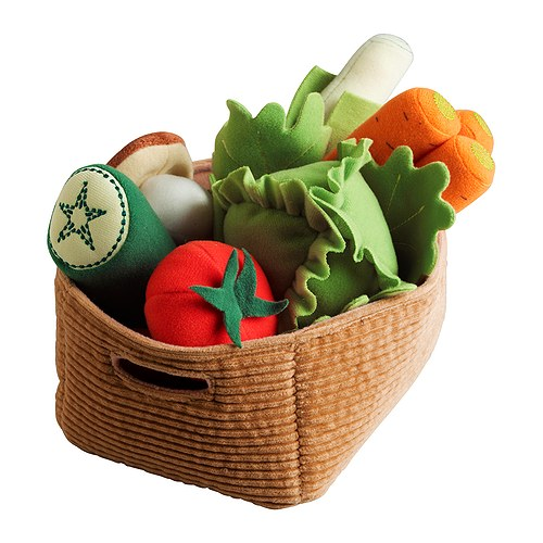 Basket o' Veggies