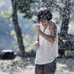 It Always Rains on a Picnic (smile) (.unsuono.) Tags: water words no coniglio agoodday artlibre unsuono collepino artlibres alessandrovilla annamoros