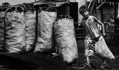 Ulingan, Tondo  - Charcoal Kid (Mio Cade) Tags: poverty boy portrait kid factory child philippines social pack charcoal rush manila reportage tondo ulingan