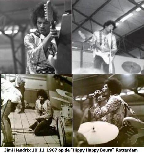 Jimi Hendrix - 1967