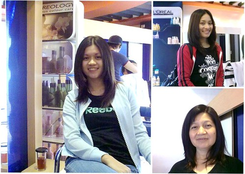 azta-salon_eastwood citywalk, azta salon haircut, azta salon hot oil, hair style