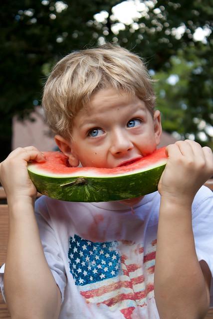 Labor Day Watermelon