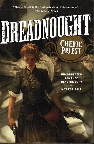 Dreadnought - ARC Cover