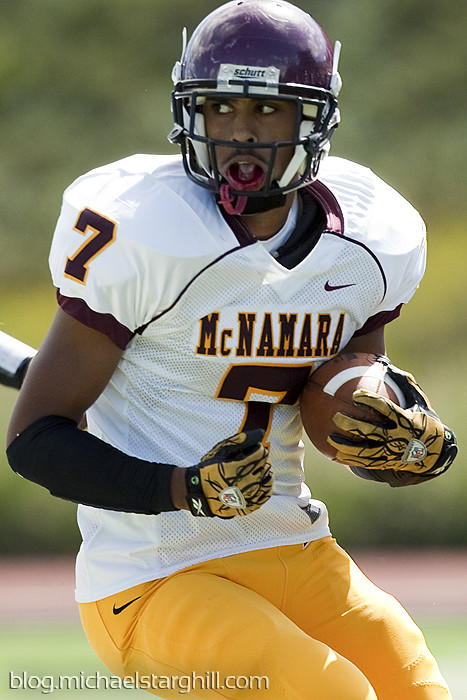 Bishop McNamara Football