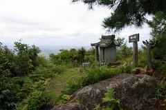剱ヶ岳 山頂