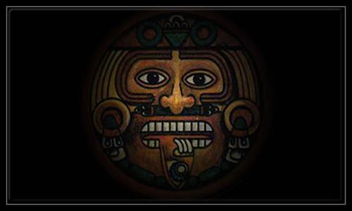 Tonatiuh,myrhologie azteque,cosmogonie
