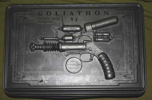 Goliathon 83 Infinity Bem Projector