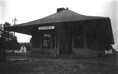New York Central Railroad Depot