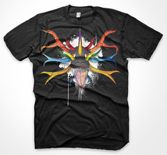 Vejigante T (VMATOS87) Tags: art graphicart design graphicdesign graphic tshirt vejigante