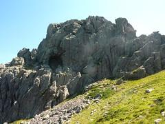 Punta di Quercitella par le Sud