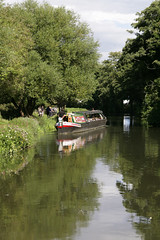River Trip On the Wey (Adam Swaine) Tags: county uk trees england green english water beautiful rural canon landscape boats countryside flora village harbour britain villages surrey east rivers tranquil waterside 2010 counties riverwey naturelovers rivertrips thisphotorocks adamswaine surrey2010 wwwadamswainecouk