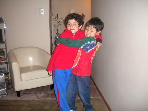 Martín y Antonio