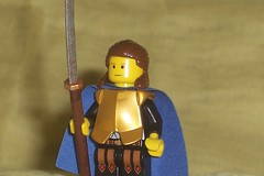 Lord of the Rings Custom Lego Elrond of Rivendell