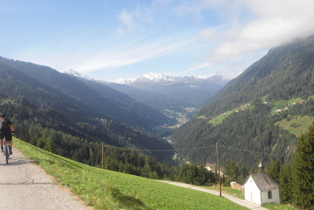 Alpencross 2010