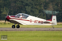 G-ATWB - 423 - Private - Jodel D.117 Grand Tourisme - Duxford - 100905 - Steven Gray - IMG_8987