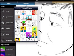 Zeichnen auf dem iPad