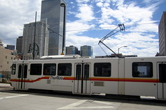 Denver - CBD: RTD Light Rail
