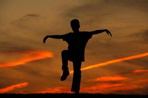 Karate Kid Till I Collapse