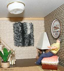 Rya rug in Mobilia