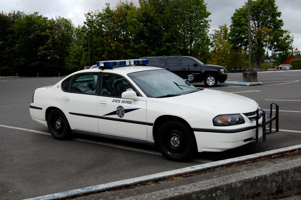 Washington State Patrol - Chevrolet Impala