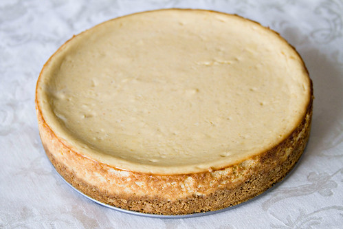 Pumpkin Cheesecake - 5